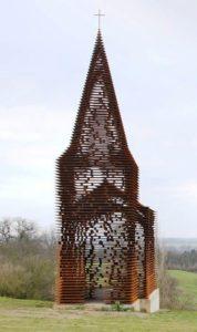 De doorkijkkerk van Borgloon